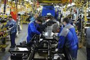 Разнорабочие на автомобильный завод
