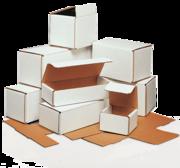 Ящик картонный под кондитерскую продукцию